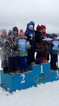 Лыжные гонки памяти Розы Шаниной
